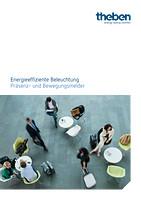 Präsenz- und Bewegungsmelder PIR-Broschüre